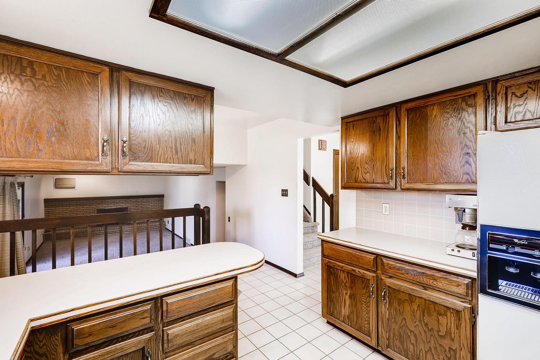 NEW LISTING: 1737 Harvard St Longmont CO Kitchen