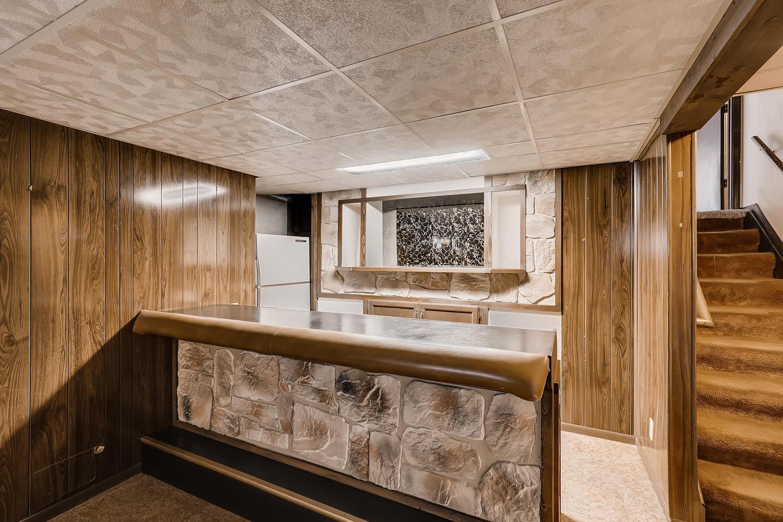 NEW LISTING: 1737 Harvard St Longmont CO Basement Wet Bar