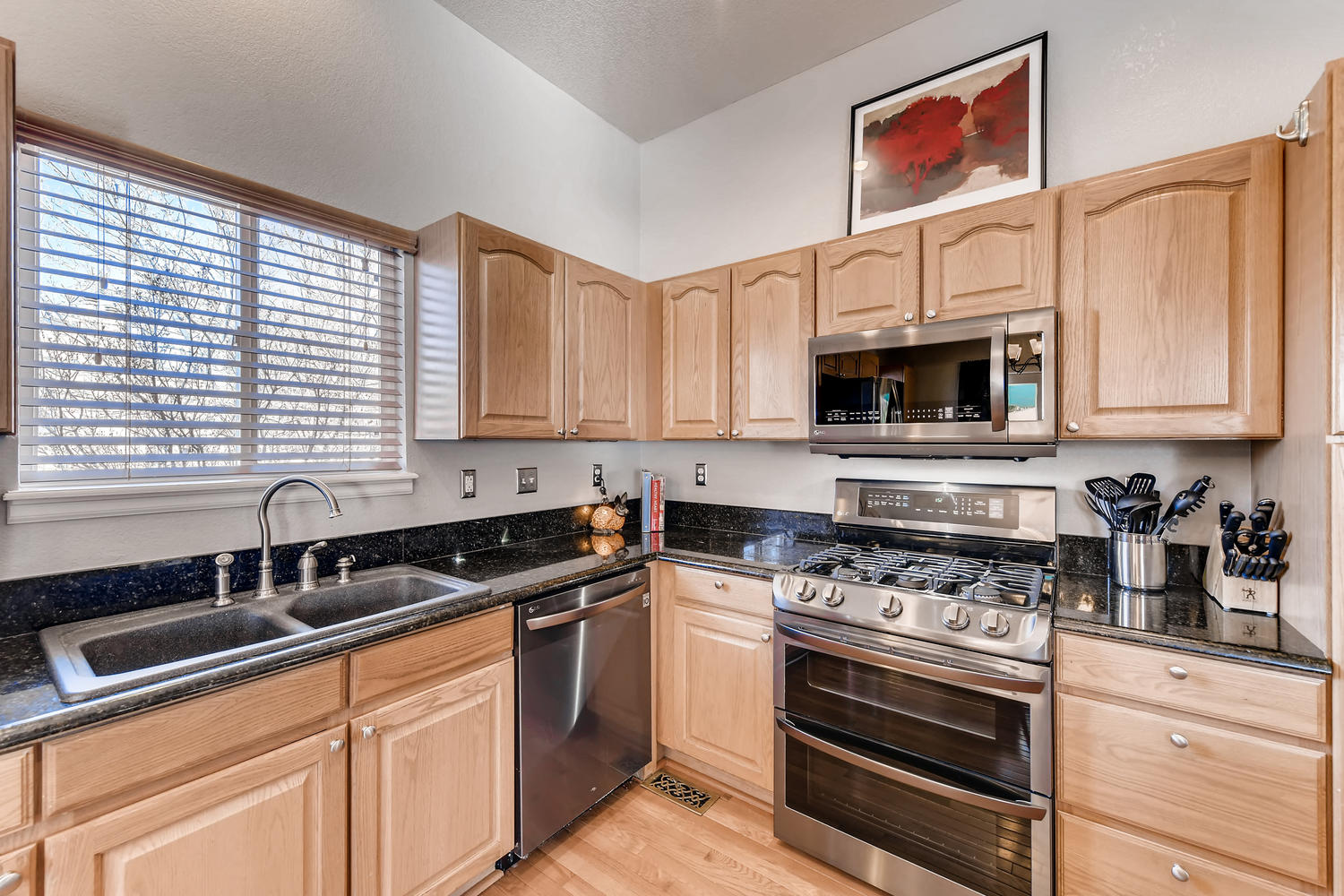NEW LISTING: 1803 S Tamarac St Denver CO Kitchen