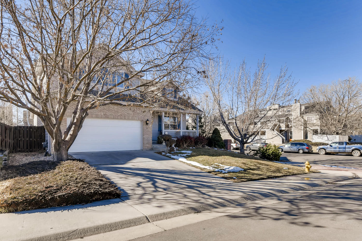 NEW LISTING: 1803 S Tamarac St Denver CO Corner Lot