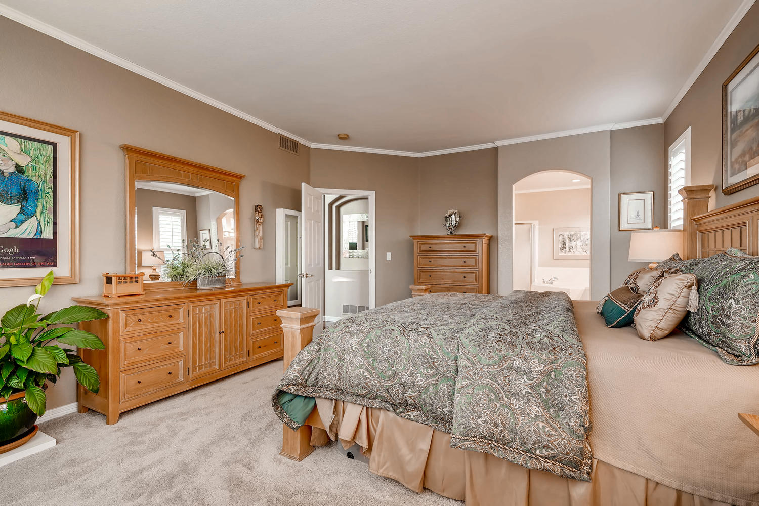 NEW LISTING 5675 S Depew Circle Littleton Master Suite