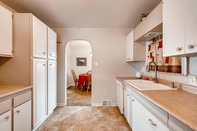 NEW LISTING: 579 S Quivas St Denver CO Kitchen