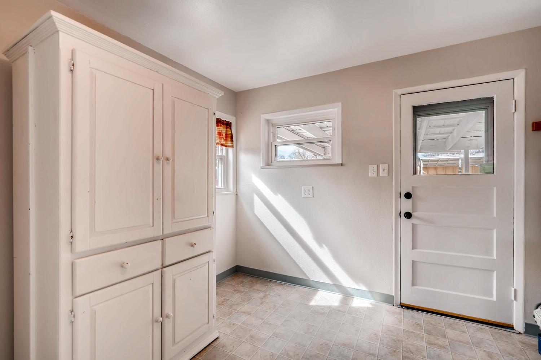 NEW LISTING: 579 S Quivas St Denver CO Utility Room
