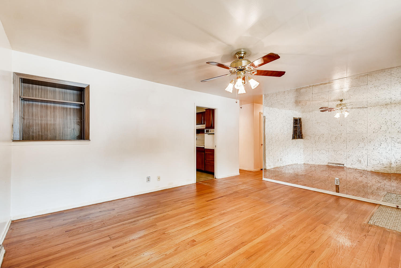 REAL ESTATE LISTING: 1025 W 101st Place Northglenn Living Room