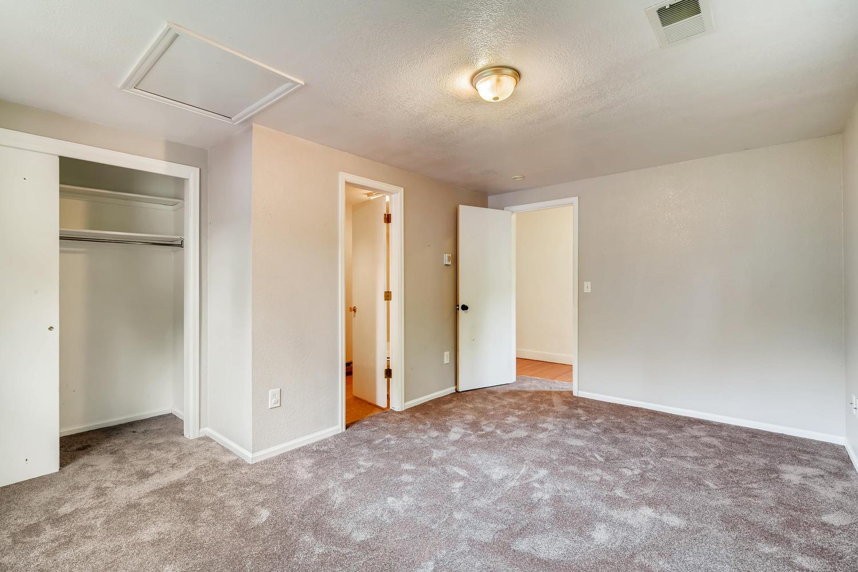REAL ESTATE LISTING: 1201 E 1st Street Loveland CO Master Bedroom