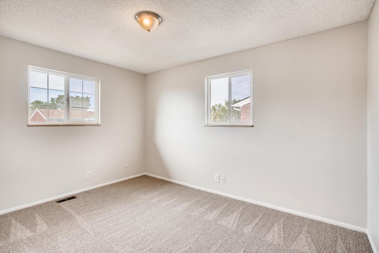 REAL ESTATE LISTING: 13040 Pensacola Place Denver Bedroom #2