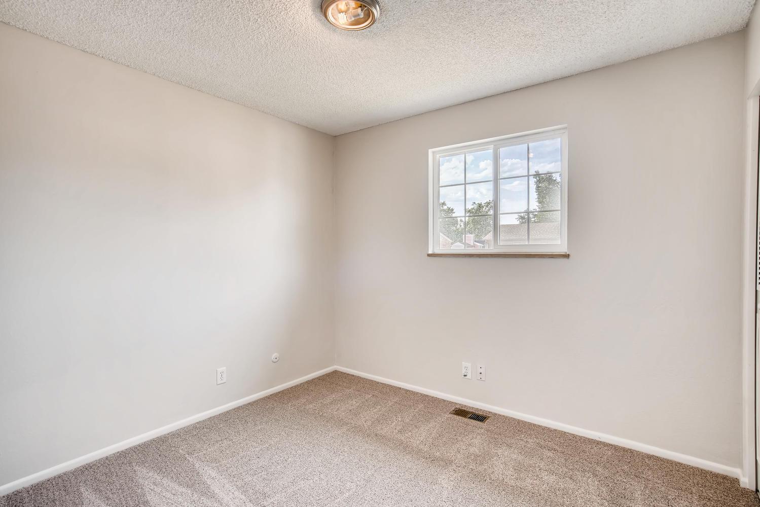REAL ESTATE LISTING: 13040 Pensacola Place Denver Bedroom #3