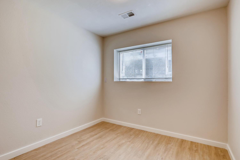 REAL ESTATE LISTING: 4337 Cook St Denver Unit B Bedroom #4