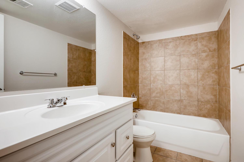 REAL ESTATE LISTING: 4337 Cook St Denver Unit B Shared Bath