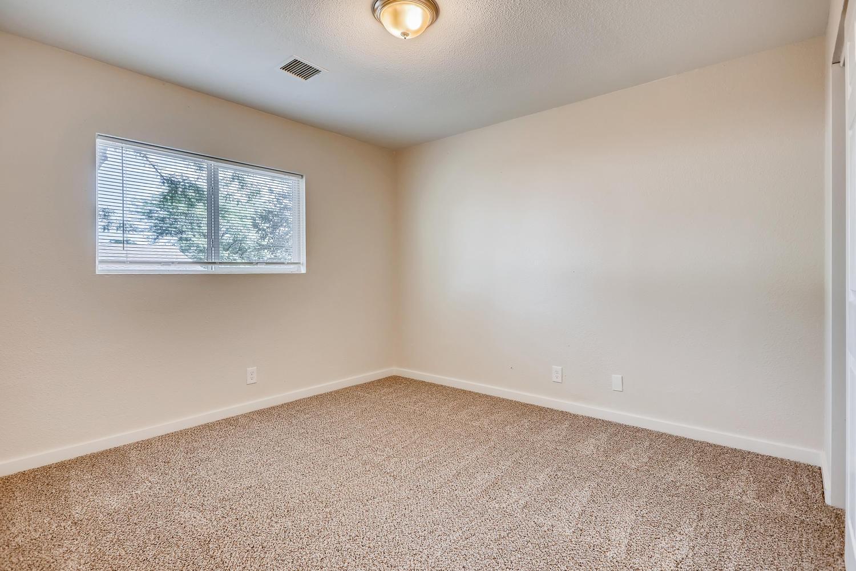 REAL ESTATE LISTING: 4337 Cook St Denver Unit A Bedroom #3