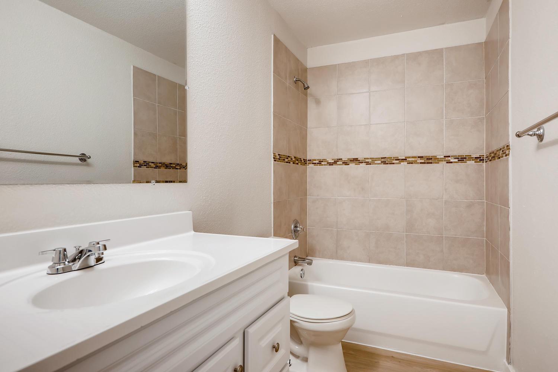 REAL ESTATE LISTING: 4337 Cook St Denver Unit A Shared Bath