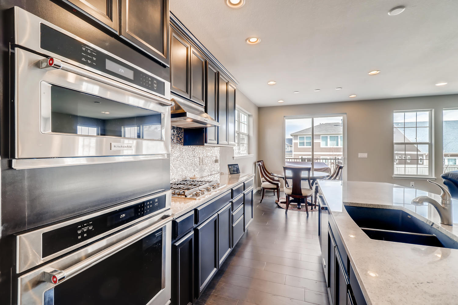 REAL ESTATE LISTING: 1029 Redbud Circle Luxury Kitchen