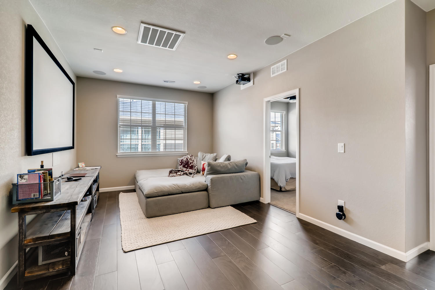REAL ESTATE LISTING: 1029 Redbud Circle Loft & Home Theater