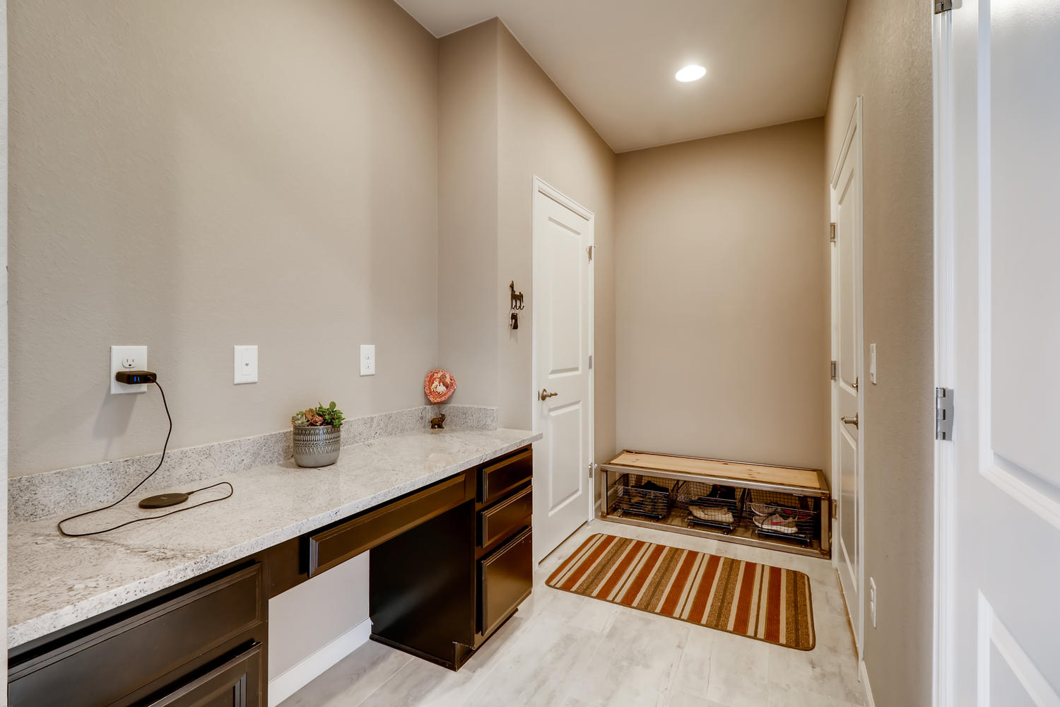REAL ESTATE LISTING: 1029 Redbud Circle Mud Room