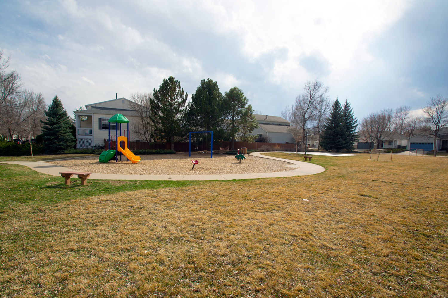 REAL ESTATE LISTING: 1902 Fountain Court Playground