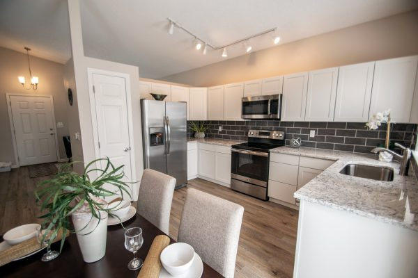 REAL ESTATE LISTING: 1902 Fountain Court All NEW Kitchen