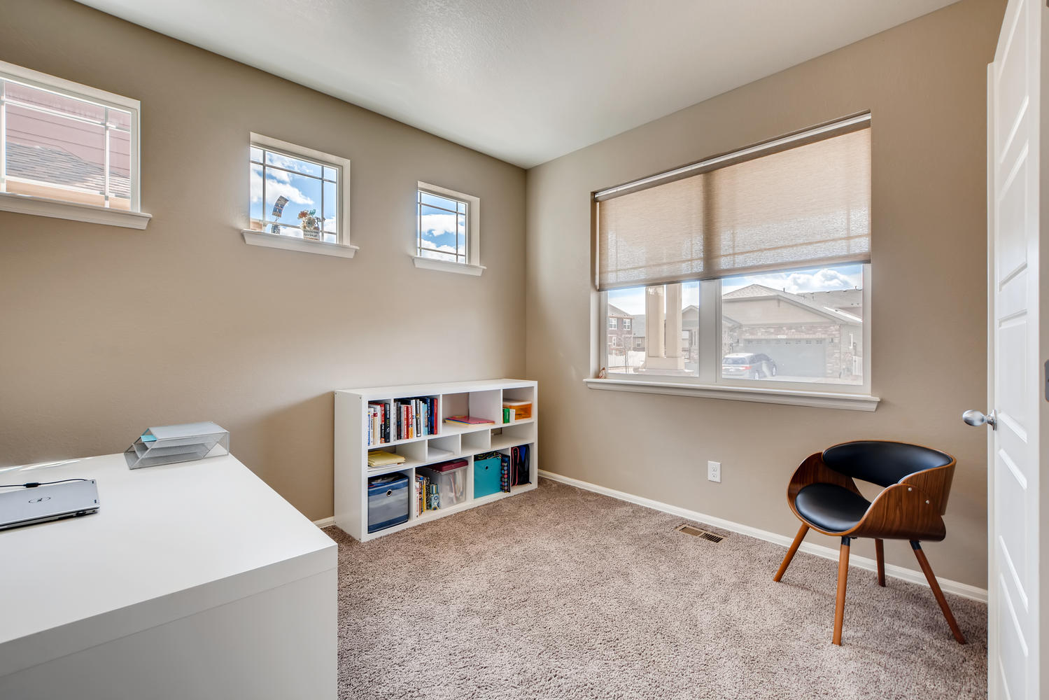 REAL ESTATE LISTING: 2182 Steppe Dr Longmont Private Office