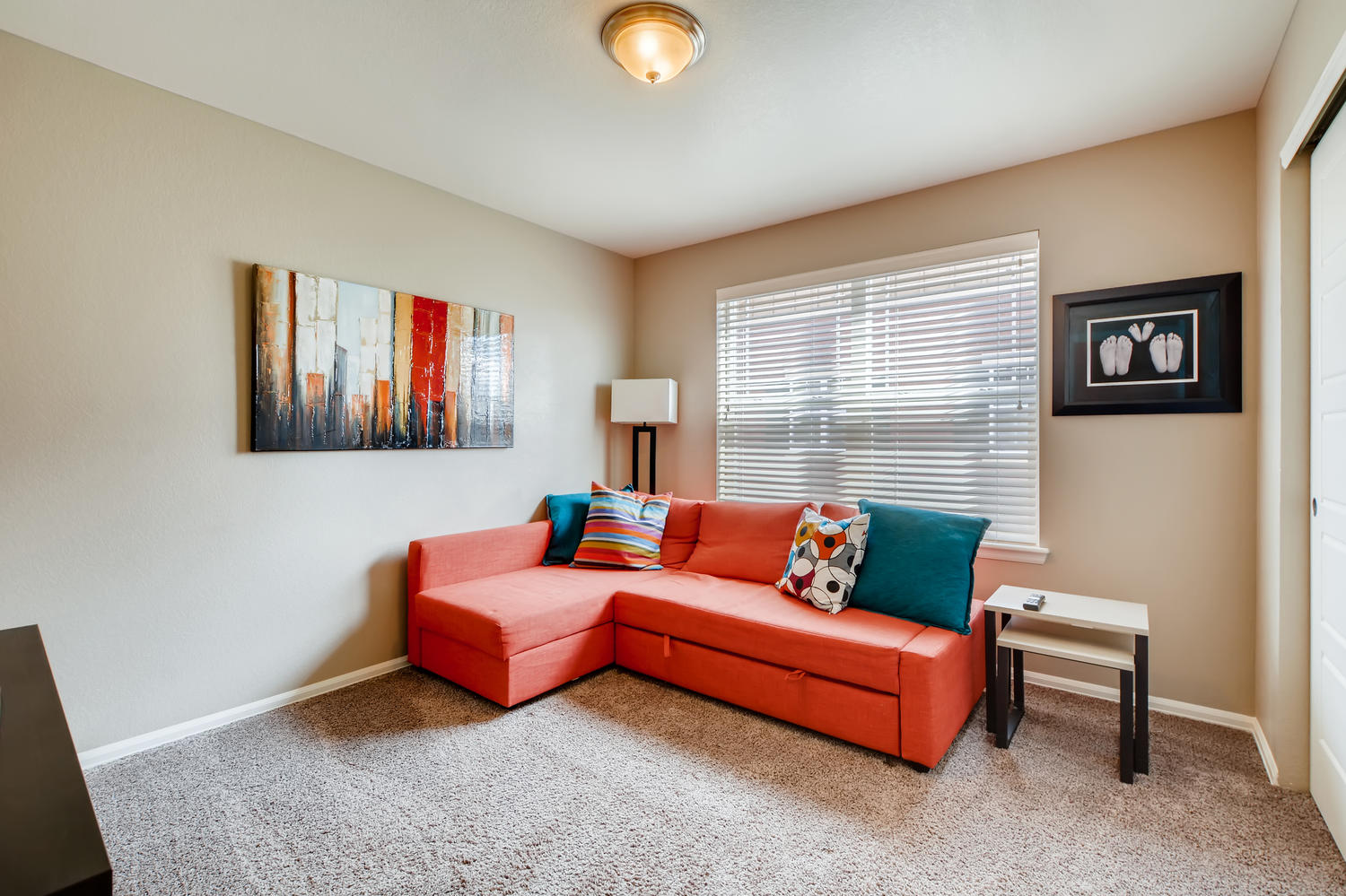 REAL ESTATE LISTING: 2182 Steppe Dr Longmont Bedroom #3