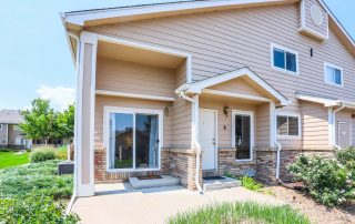 REAL ESTATE LISTING: 1601 Great Western Dr Longmont Corner Condo Unit