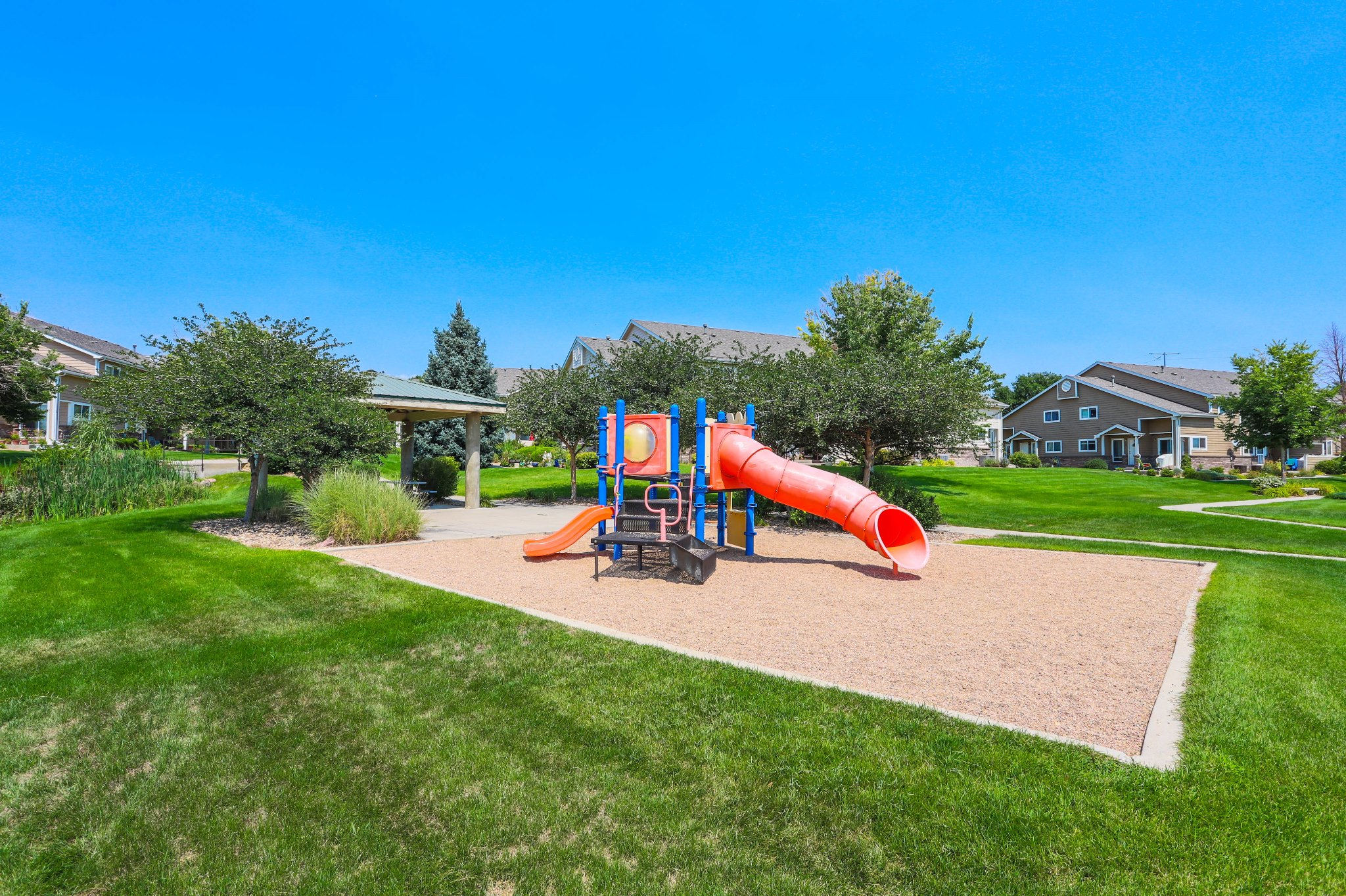 REAL ESTATE LISTING: 1601 Great Western Dr Longmont Community Playground
