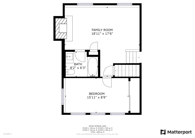 REAL ESTATE LISTING: 4421 Eugene Way Denver Lower Floor Plan