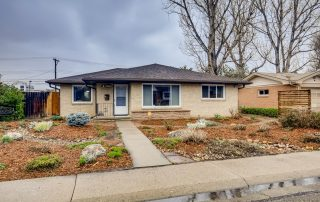 REAL ESTATE LISTING: 1737 Emery St Longmont Front Exterior