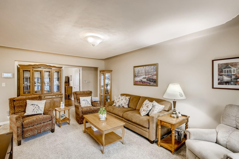 REAL ESTATE LISTING: 1737 Emery St Longmont CO Living Room