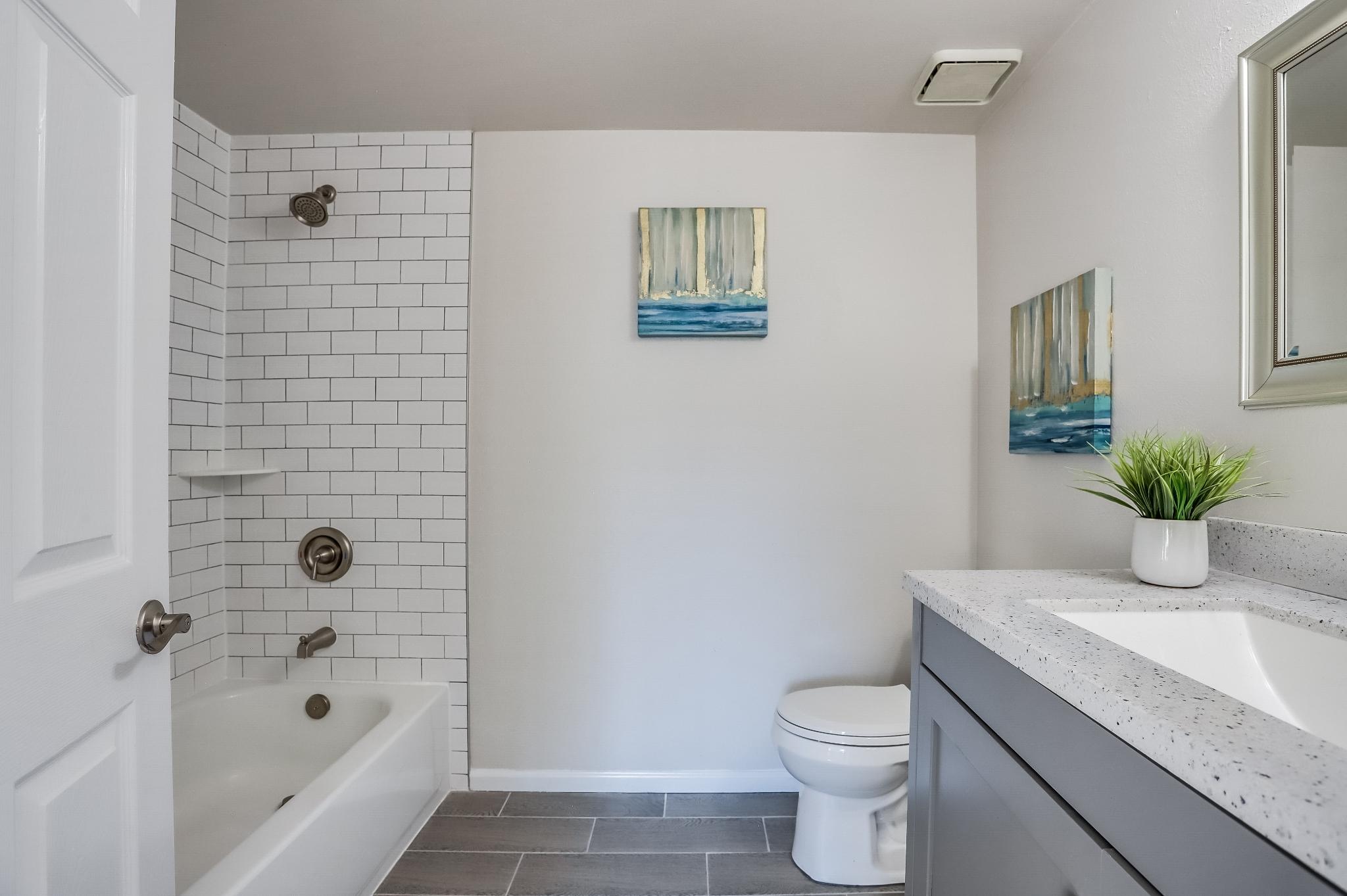 REAL ESTATE LISTING: 4421 Eugene Way Denver Lower Level Full Bath