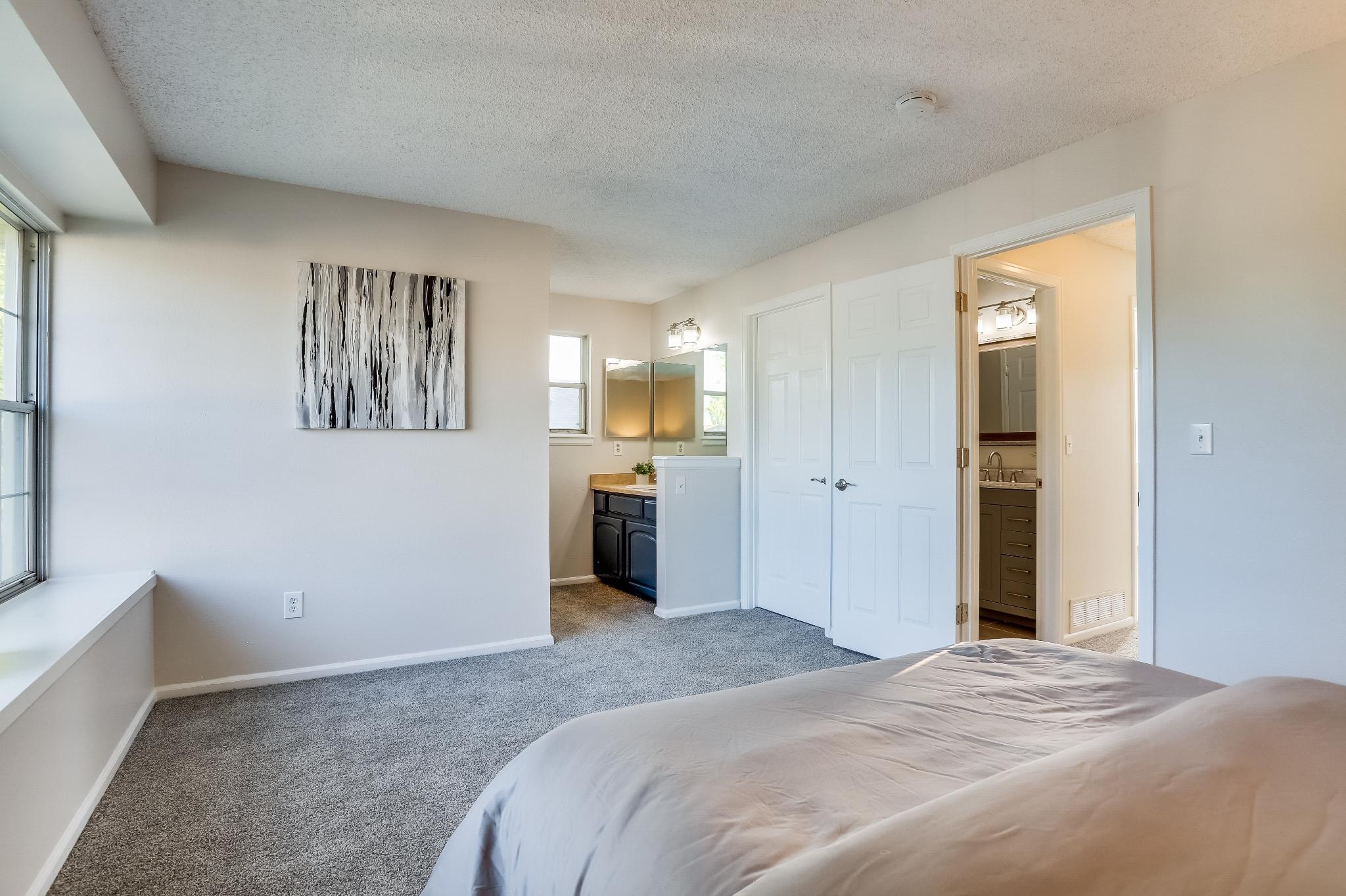 REAL ESTATE LISTING: 4421 Eugene Way Denver Master Bedroom