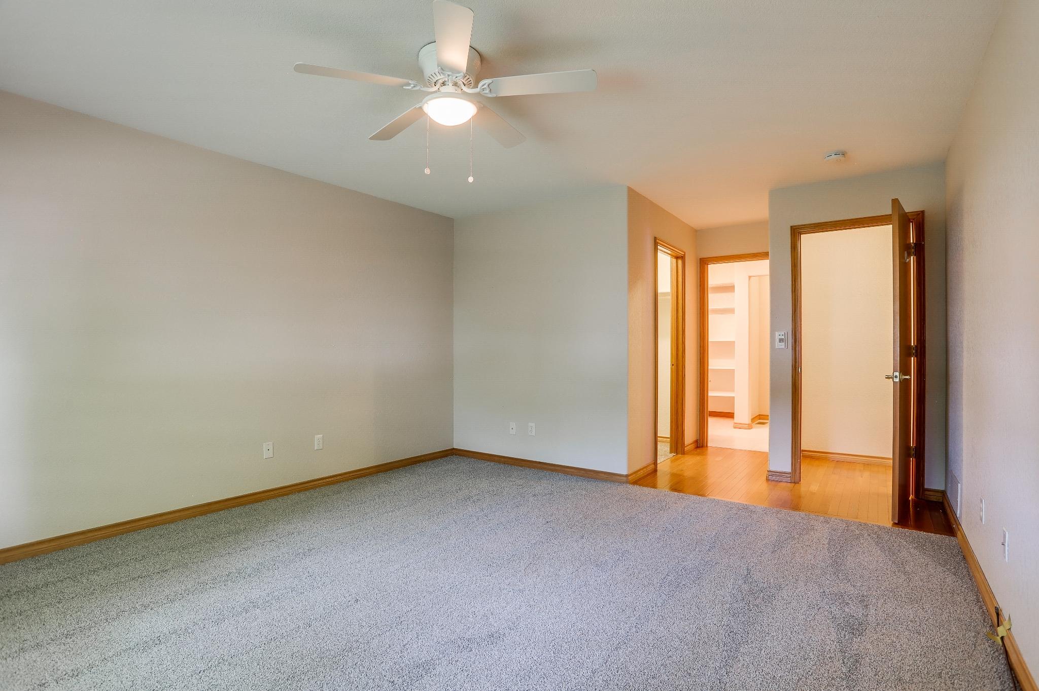 REAL ESTATE LISTING: 1730 Grove Ct Longmont Master Bedroom