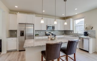 REAL ESTATE LISTING: 12813 Clearview St Firestone Kitchen